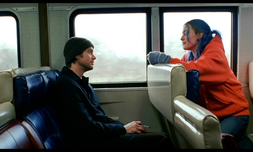 The eternal sunshine of the spotless mind